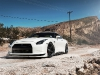 EVS Motors Nissan GTR on ADV5 Deep Concave Wheels