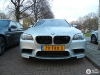 BMW F10M M5 with Performance Parts