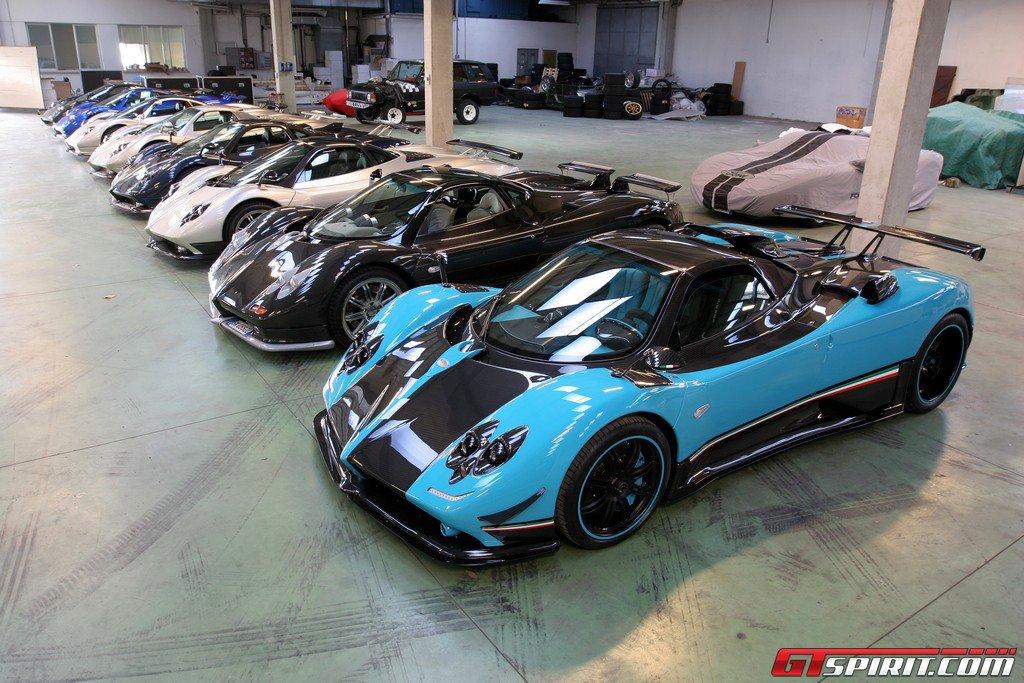 Pagani Factory visit - Page 1 - Supercar General - PistonHeads