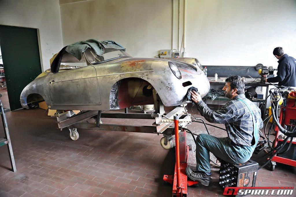Factory Visit RUF Automobile Headquarters