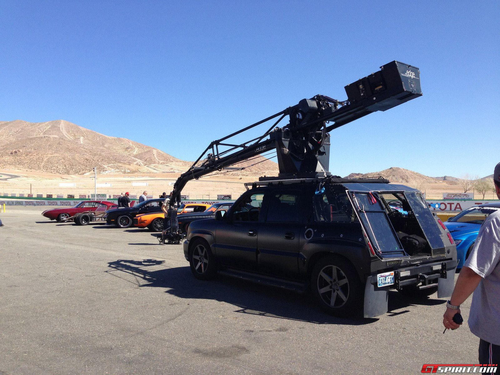 The Fast and Furious 6 Cars