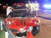 Ferrari 430 Scuderia Wreck Causes Critical Injury