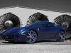 Ferrari 599 GTB with VKX Vellano Wheels