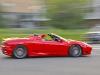 Ferrari 360 on the move