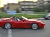 Ferrari 550 Berlinetta accelerating