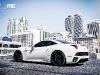 Ferrari California on VKK Concave Vellano Wheels