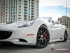 Ferrari California on VS-140 Vorsteiner Wheels