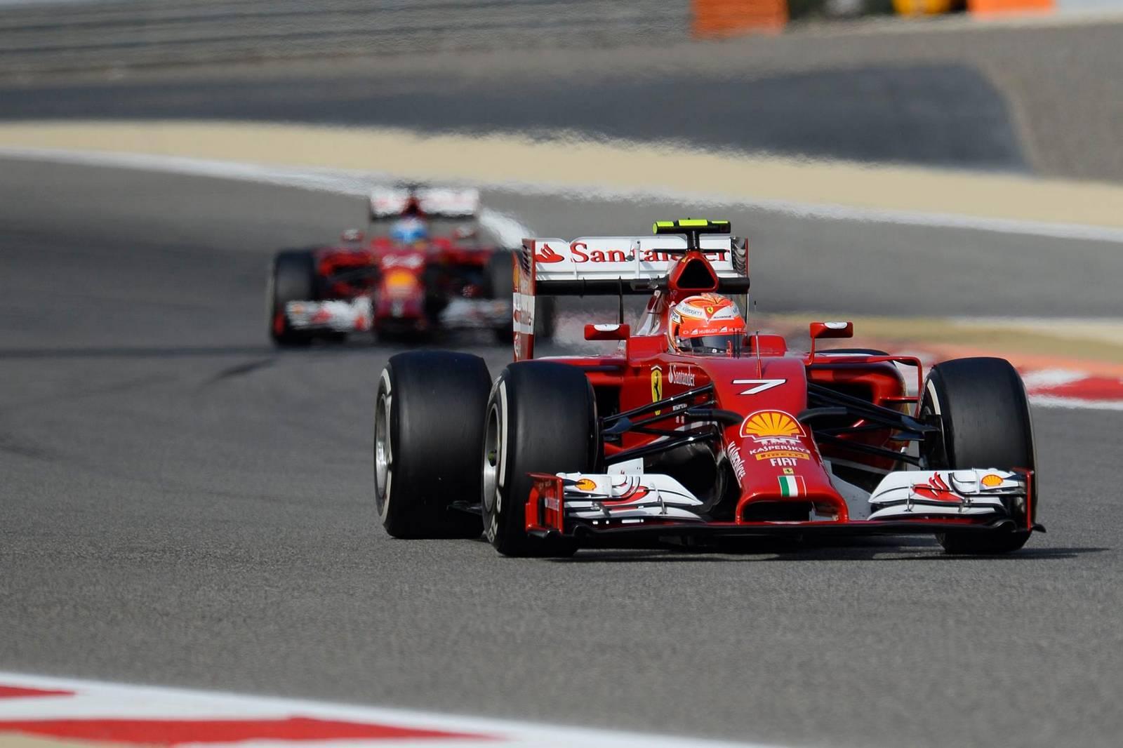 2014 Ferrari F1