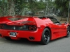 Ferrari F50 with Tubi Exhaust