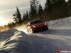 Ferrari FF In The Snow