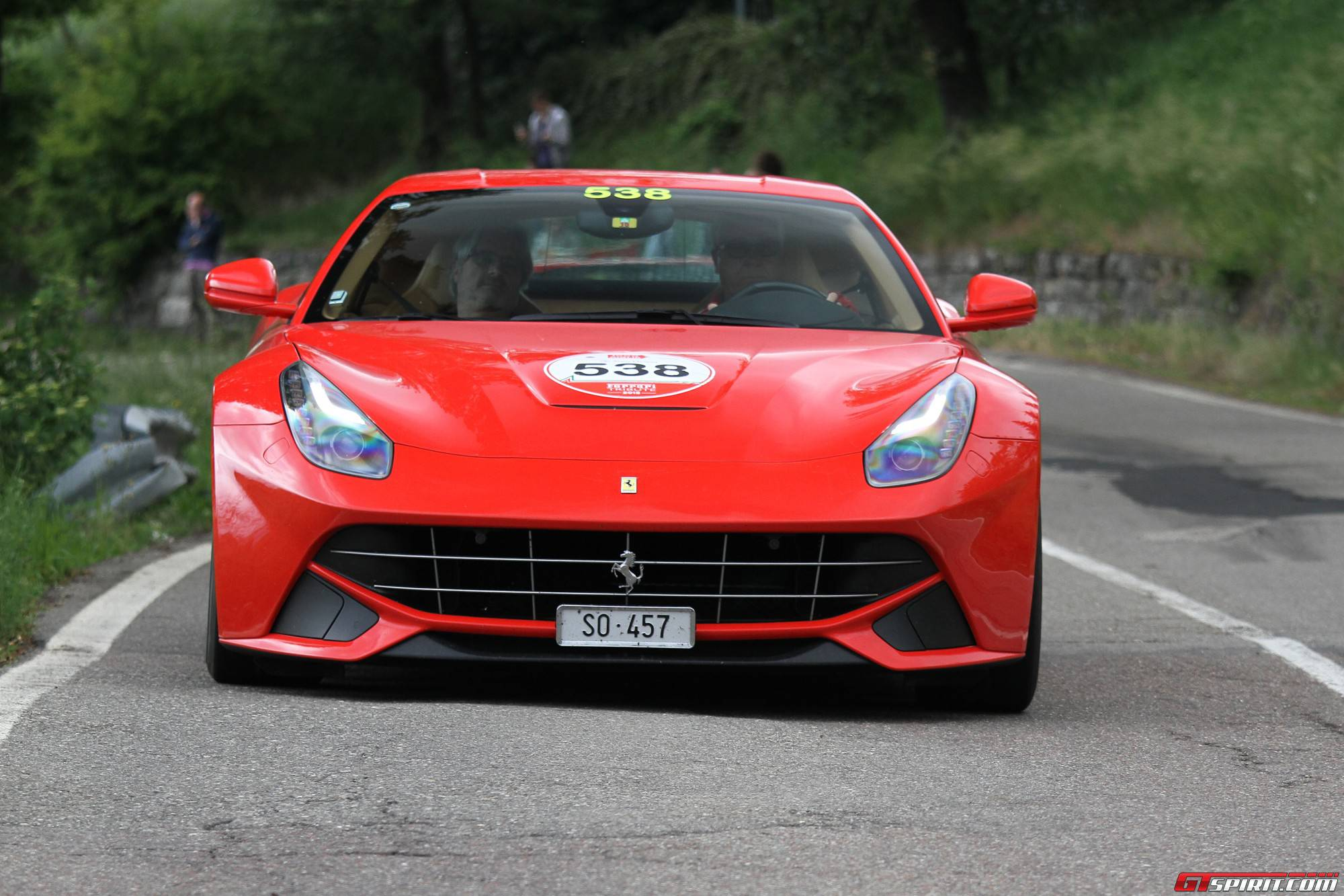 Ferrari Mercedes Selling Cars With Faulty Takata Airbags