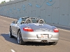 Porsche Boxster driving