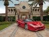 Ferrari Collection at Mansion in Delray Beach Florida