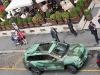 Fiat Heir Lapo Elkann's Camo Jeep