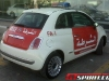 Fiat 500 and F1 racer Help Fight Against Crime in the UAE