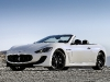 First Official Images Maserati GranCabrio MC