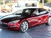 First Production Ready Tesla Model S at CES 2011