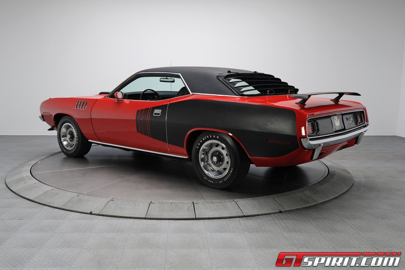 Plymouth (IN) United States  city photos : 1971 Plymouth Barracuda in North Carolina, United States 39 photos ...