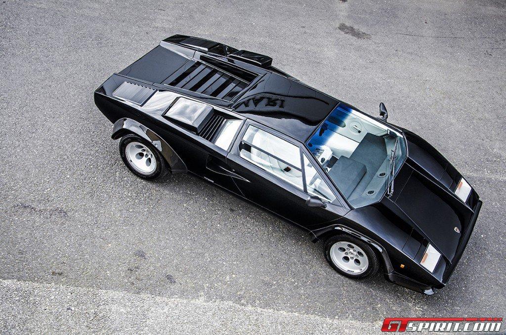 For Sale 1983 Lamborghini Countach 5000s