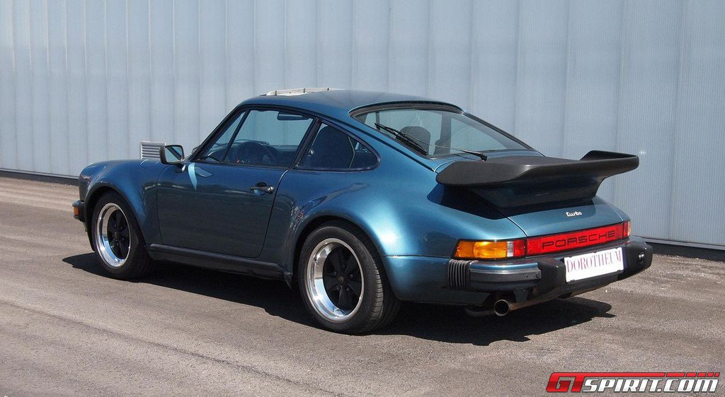 For Sale Bill Gates Porsche 911 Turbo up For Auction - 4 photos ...