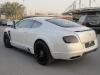 For Sale Mansory 2012 Bentley Continental GT in Dubia