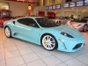 For Sale Ferrari 430 Scuderia in Tiffany Blue