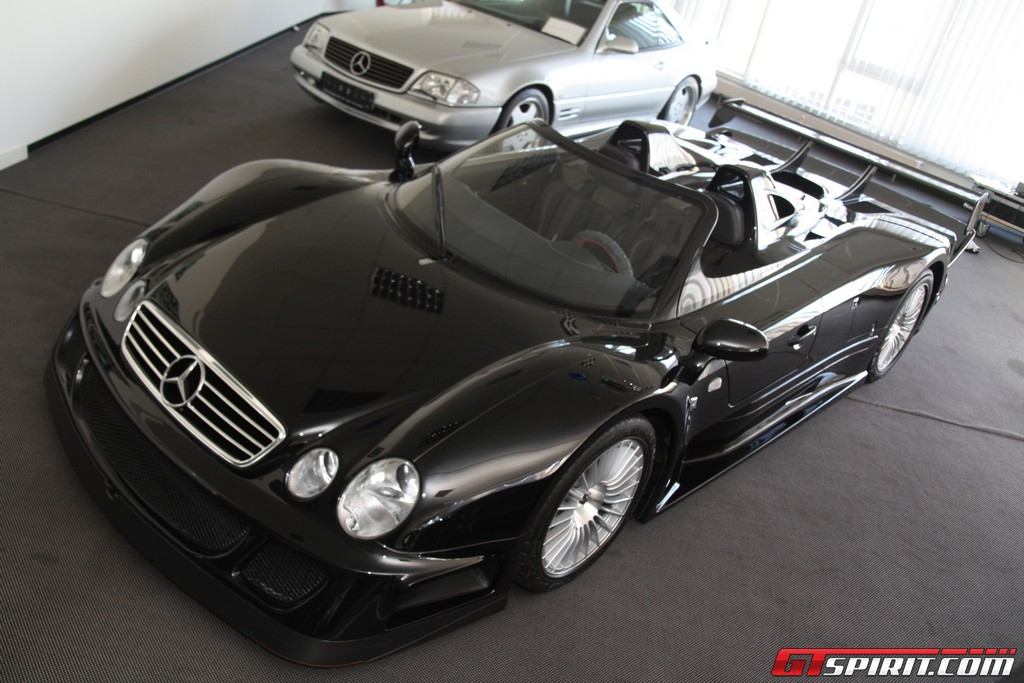 For Sale: Mercedes-Benz CLK-GTR Roadster in Black - Luxury4Play.com