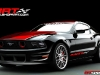 Ford Previews Nine Mustangs for SEMA 2010