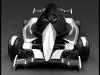 Formula 1-Inspired GK2G Go-Cart by Beau Reid