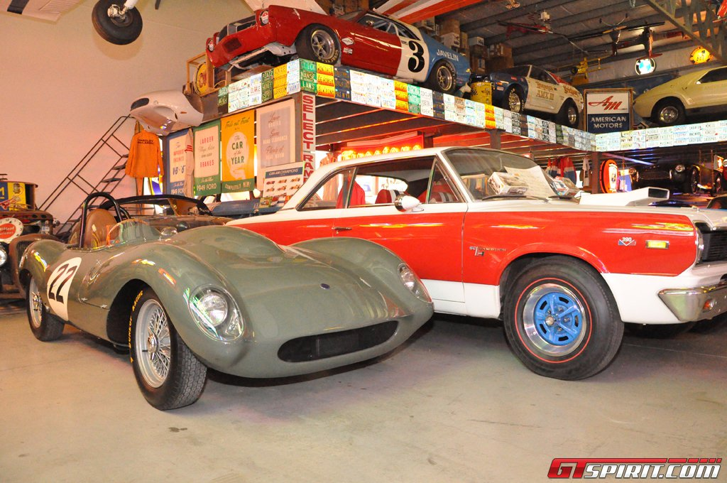 Private Car Collection : Fred phillips private car collection in canada