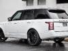 Fuji White 2013 Range Rover with 22 inch CEC Wheels