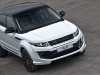 Fuji White Range Rover Evoque RS250