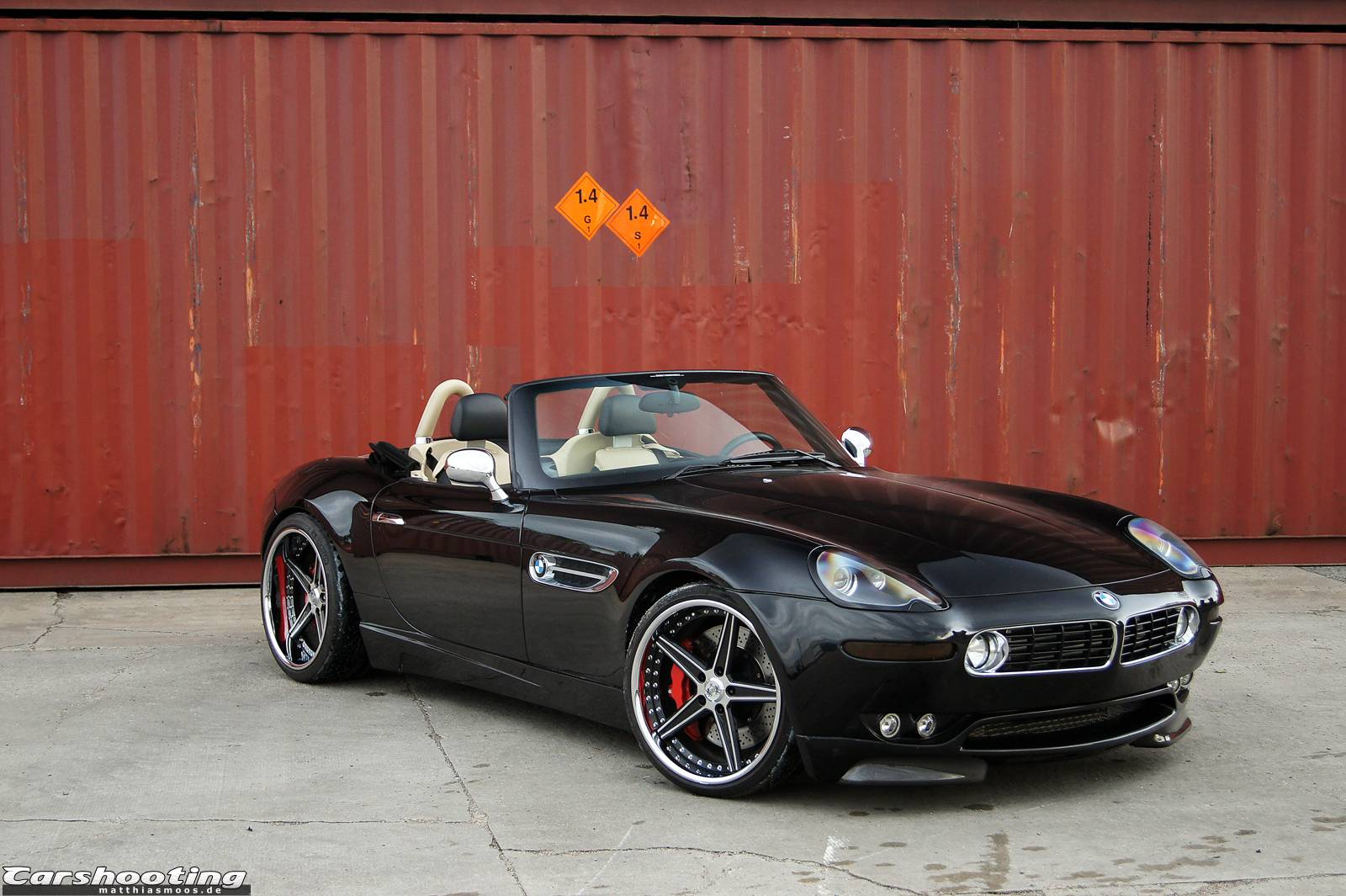 2013 G Power Bmw Z8 Supercharger Dark Cars Wallpapers