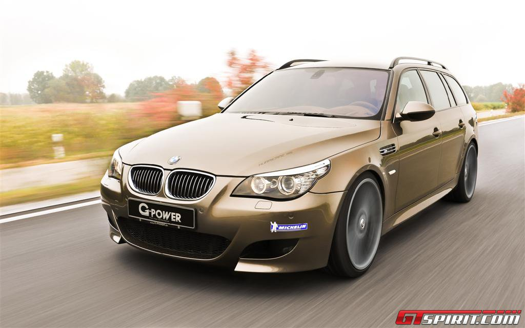 Gtspirit Road Test G Power M5 Hurricane Rs Touring Teamspeed Com
