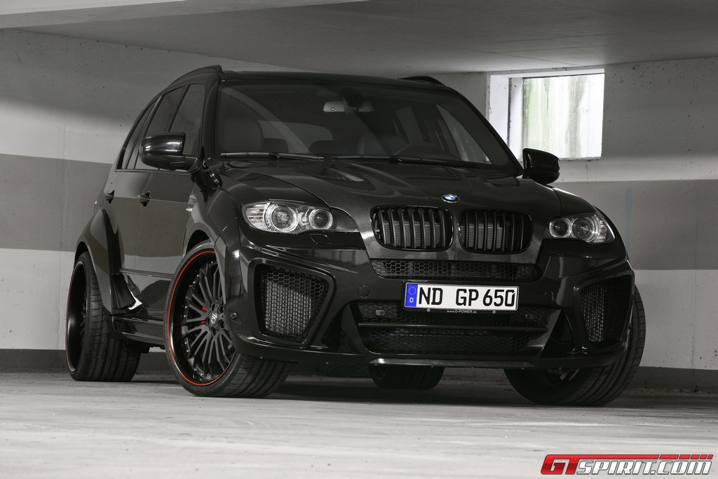 Bmw X5 M Widebody Typhoon G Power