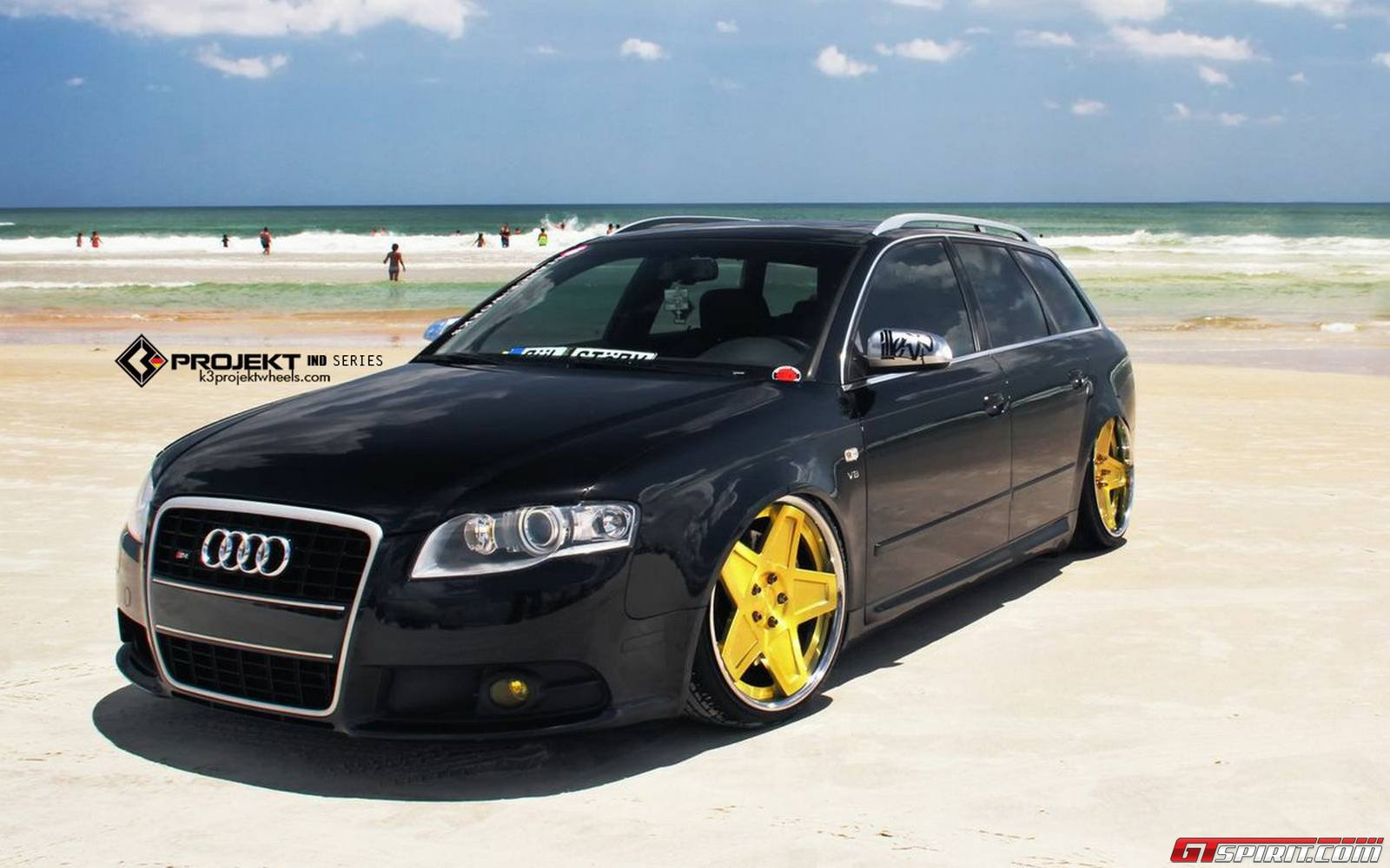 2006 audi s4 avant by k3 projekt. Black Bedroom Furniture Sets. Home Design Ideas