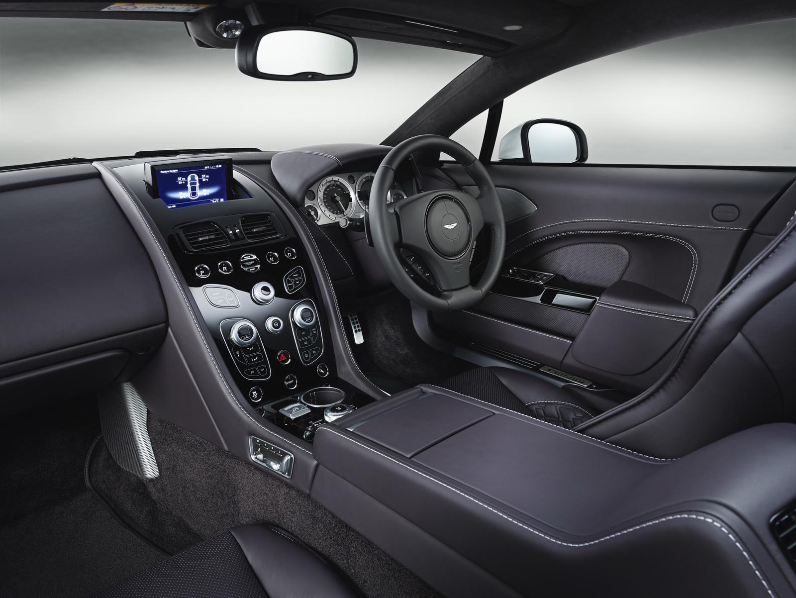 Official 2016 Aston Martin Vantage And Rapide S Gtspirit