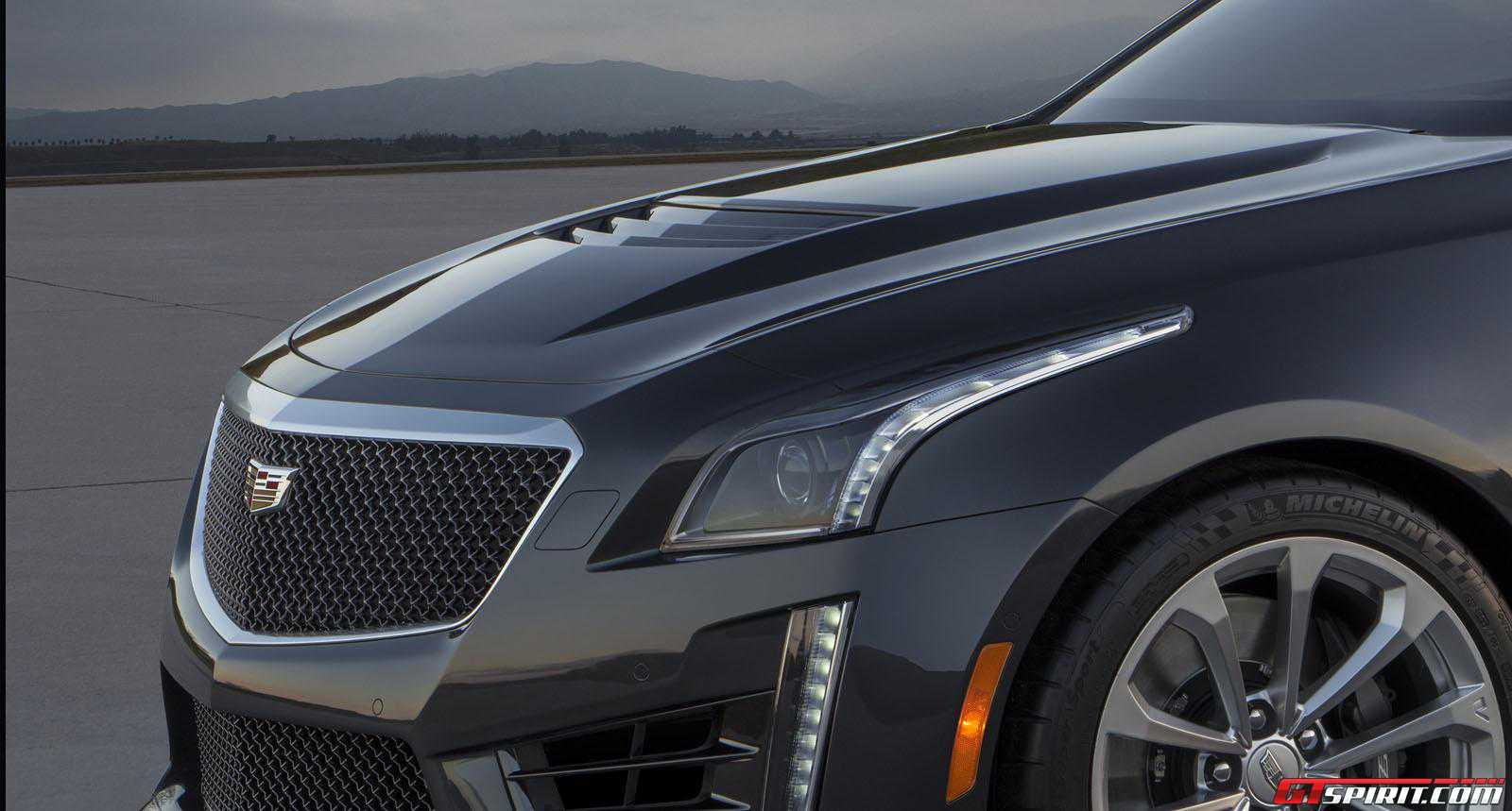 Gallery 2016 Cadillac CTS-V - 15 photos - GTspirit
