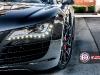 Audi R8 Spyder HRE Wheels