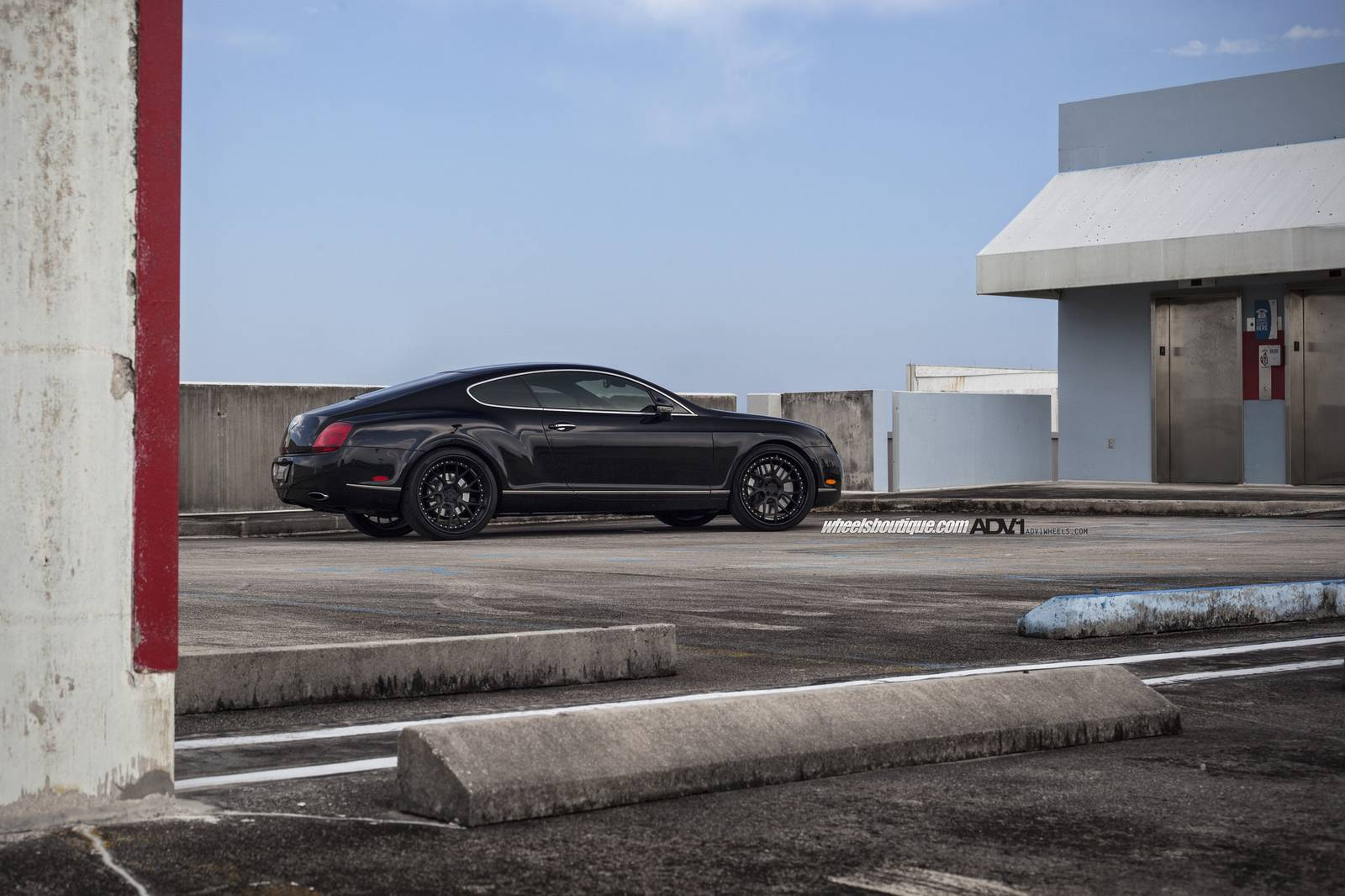 Bentley Continental GT по версии Wheels Boutique