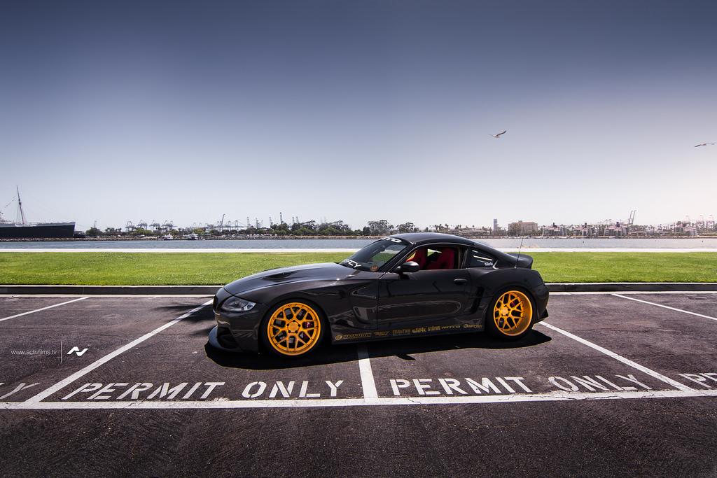 2014 Slek Designs Bmw Z4m Bodykit Dark Cars Wallpapers