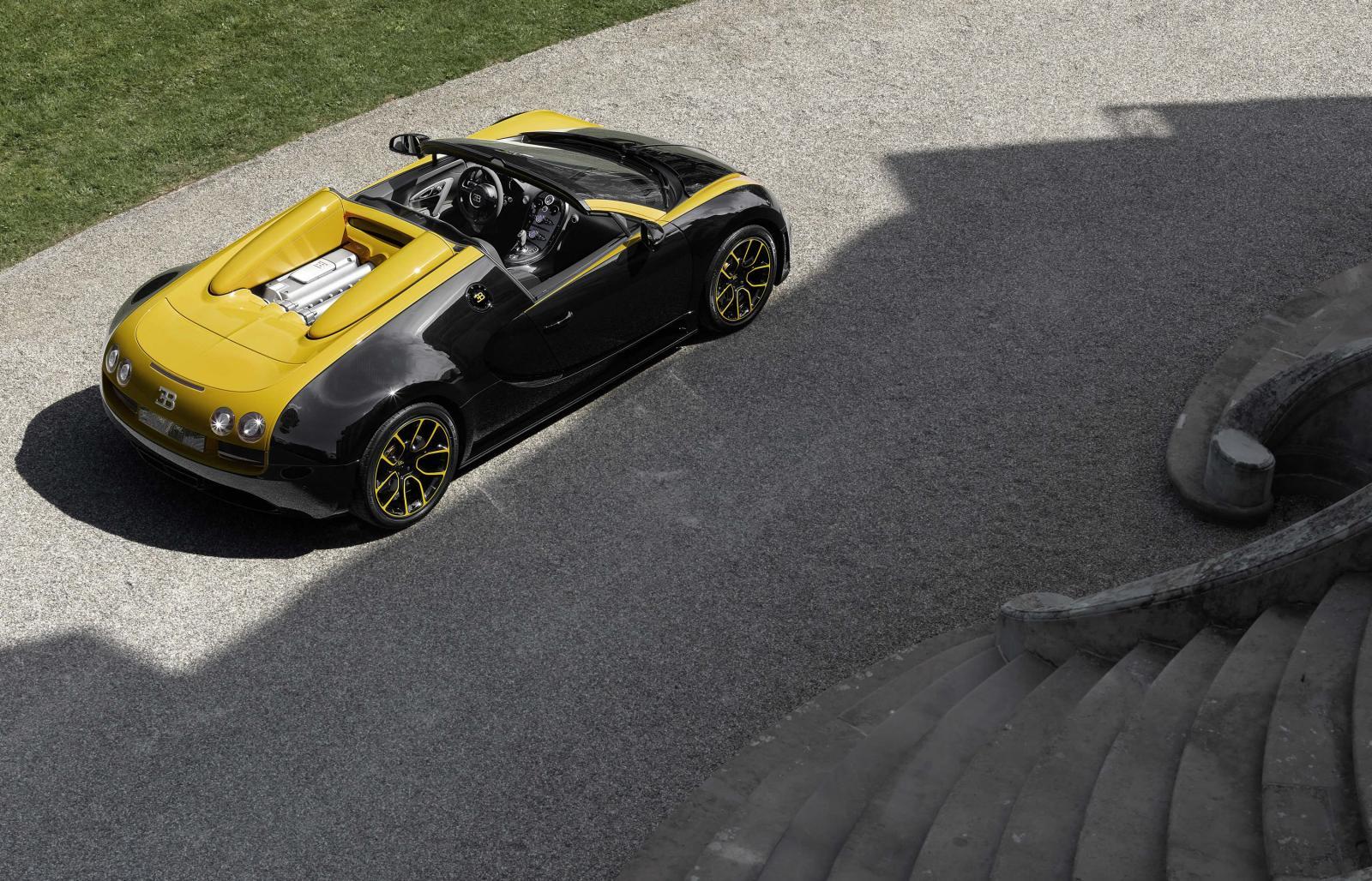 2015 bugatti veyron grand sport vitesse 1 of 1 car pictures. Black Bedroom Furniture Sets. Home Design Ideas