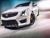2016-cadillac-ats-v-low-front-three-quarter-view