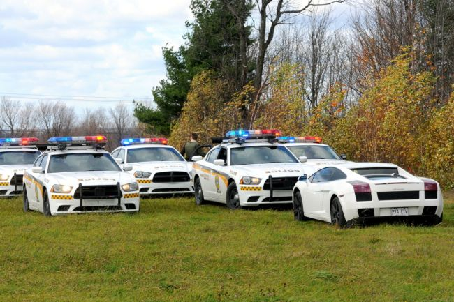 views 14 craziest canadian police car chase ever 4338 views