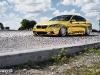 golden-bmw-5-series-shines-on-rare-40000-vossen-vle-1-wheels-photo-gallery_9