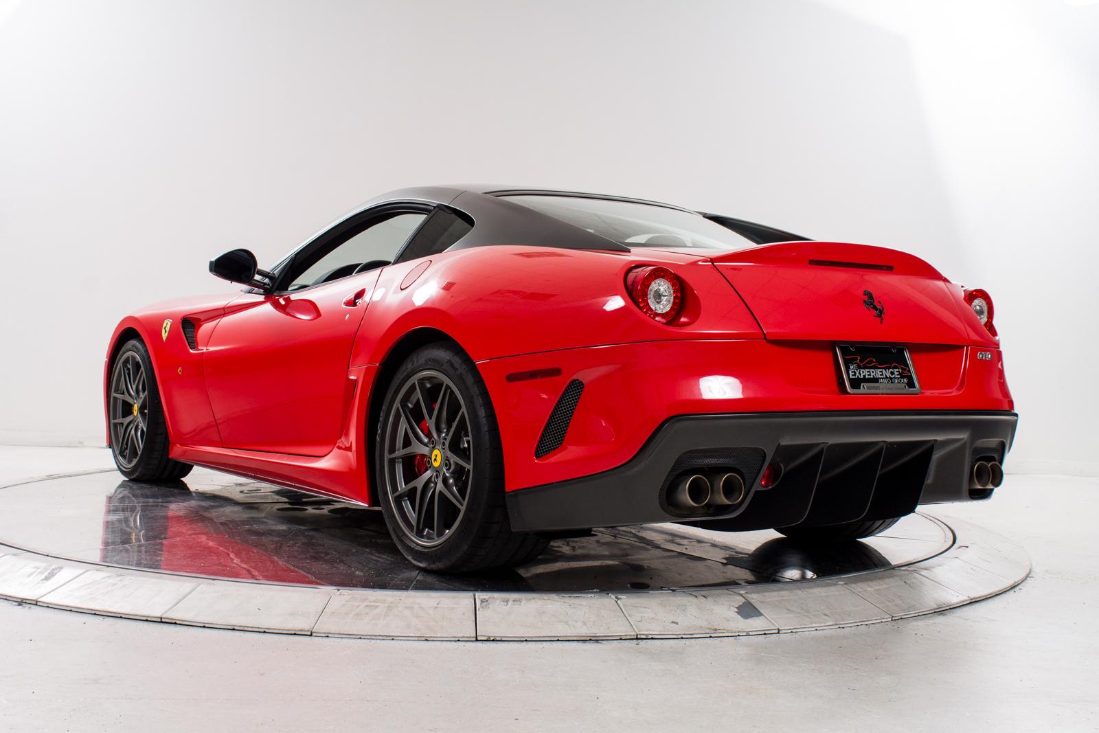 Gallery Ferrari 599 GTO For Sale  13 photos  GTspirit