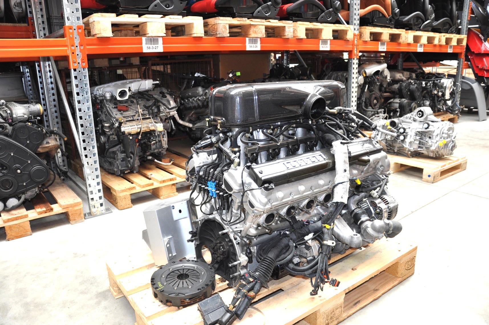 Ferrari Enzo Engine For Sale In Germany Gtspirit