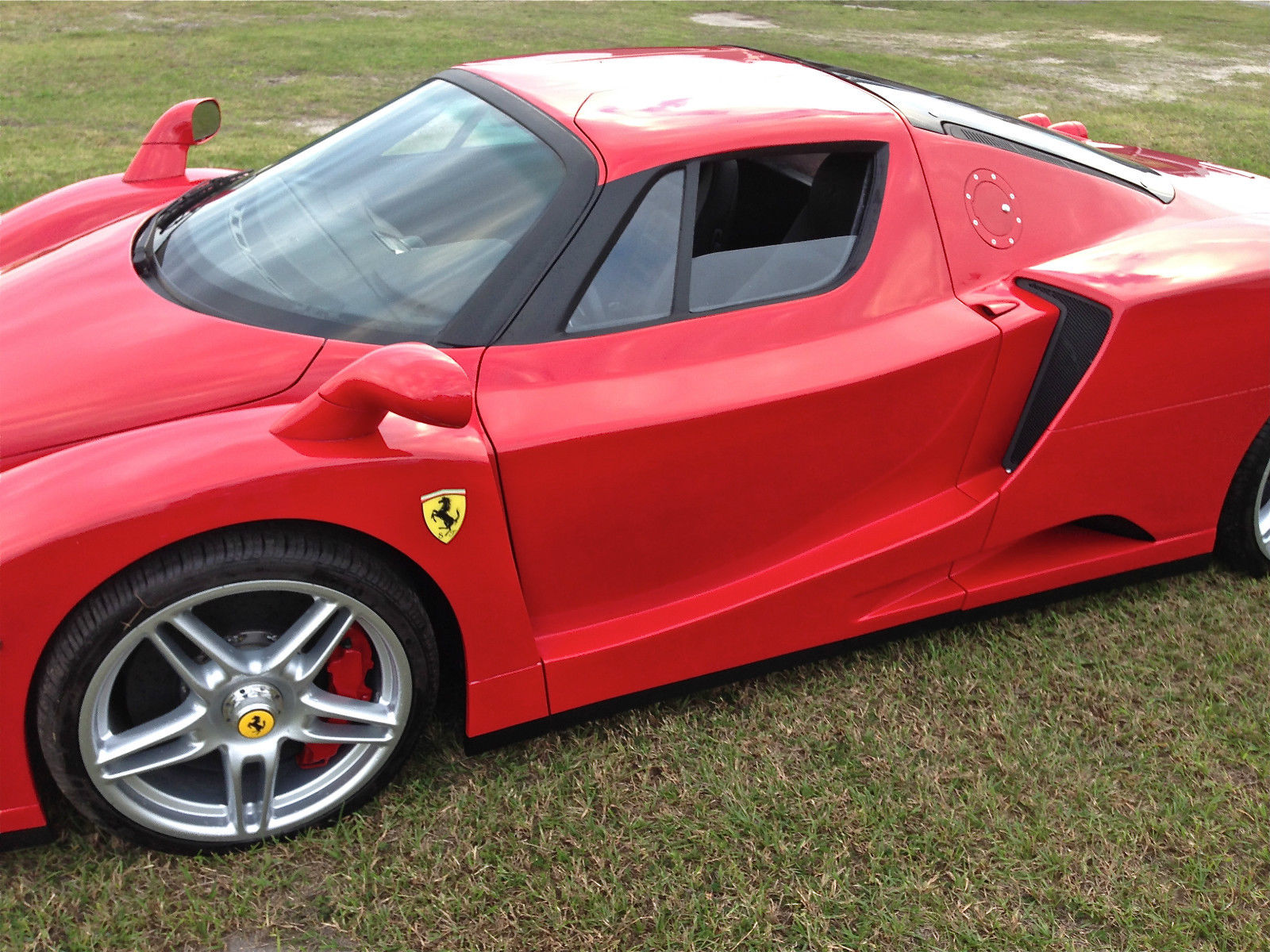 ferrari f430 based enzo replica fails to sell. Cars Review. Best American Auto & Cars Review