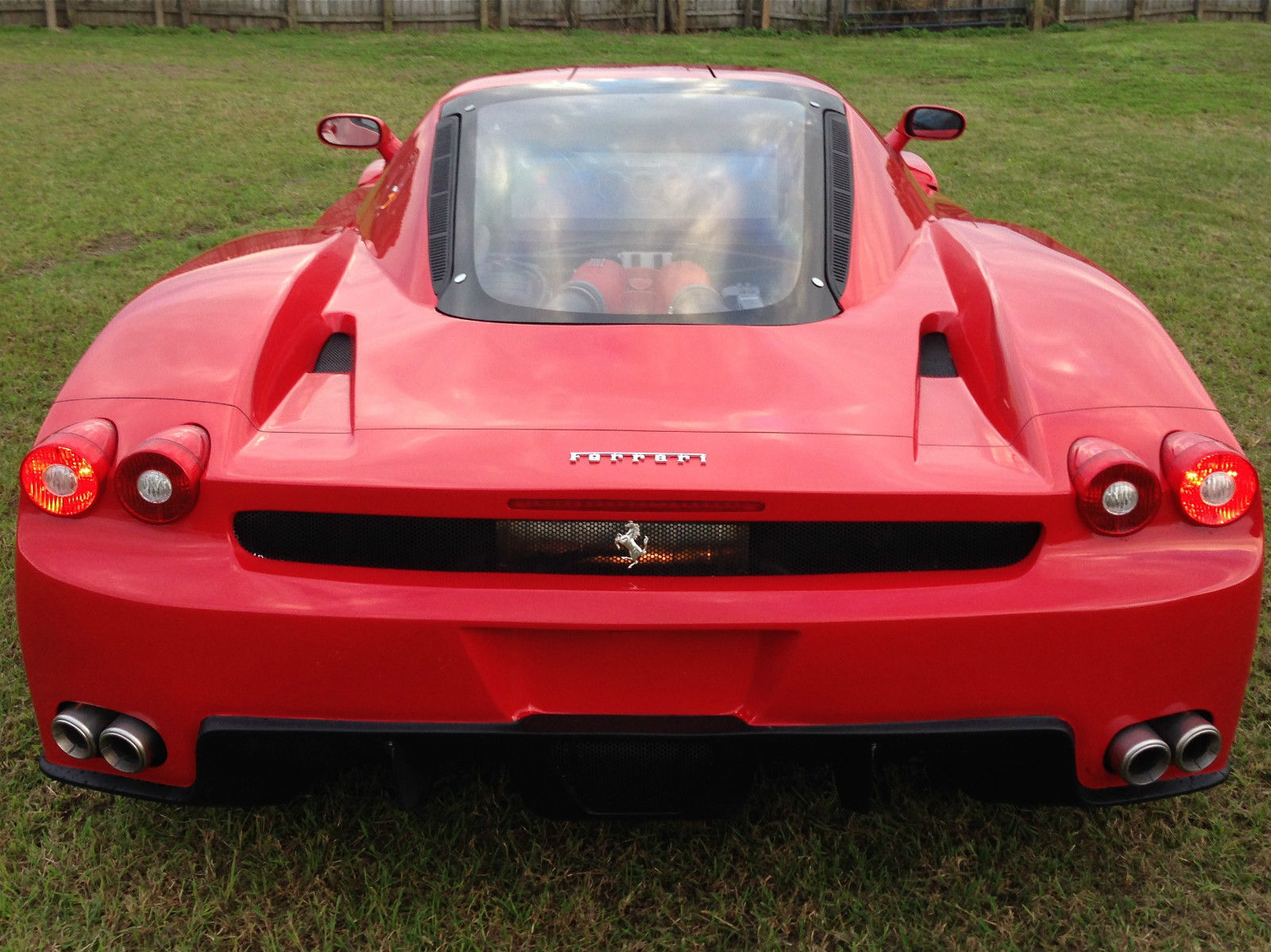 interestingly the seller claims that the enzo replica actually uses. Cars Review. Best American Auto & Cars Review