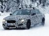 Jaguar XF Spy shots